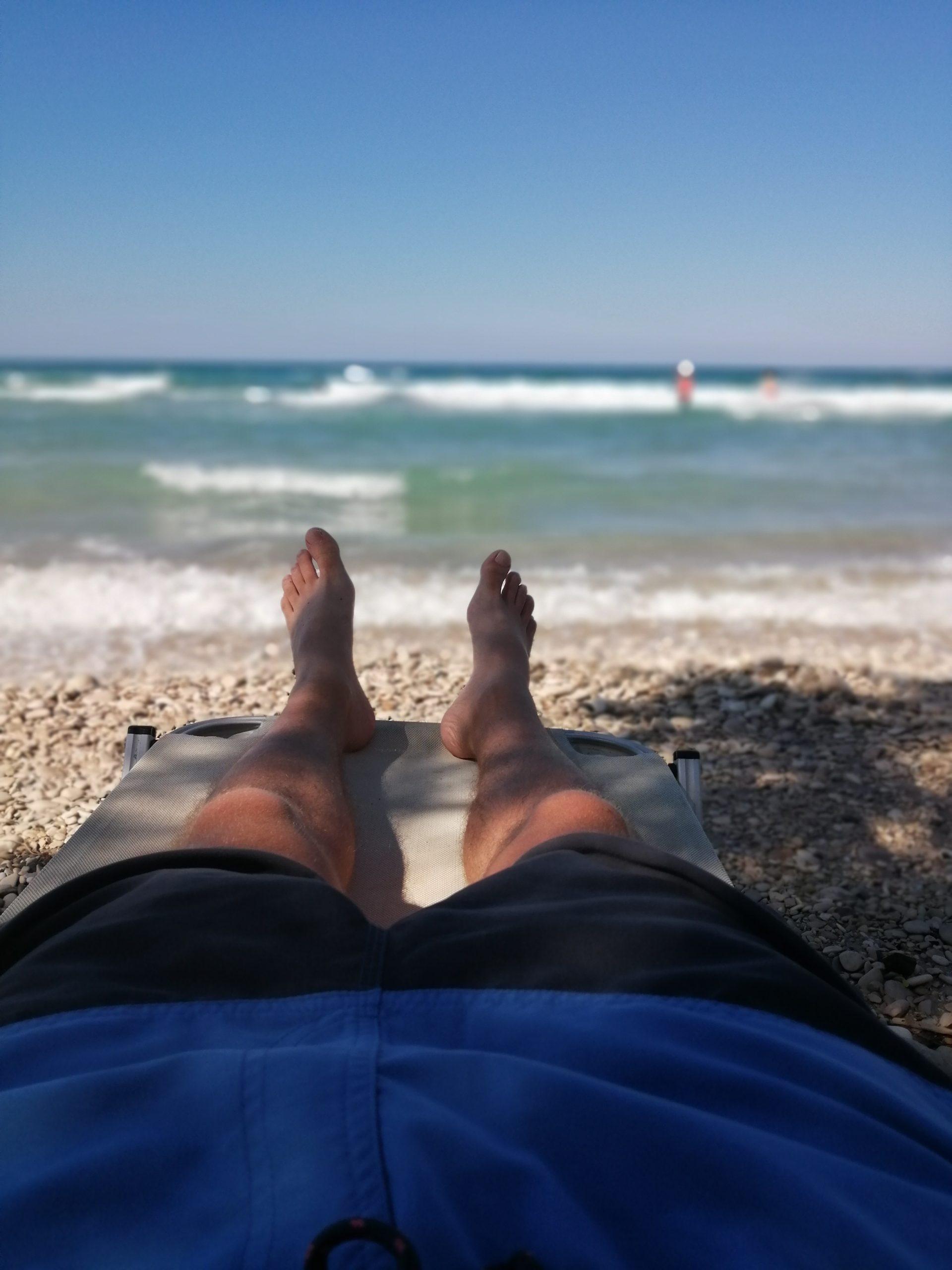 Relax na Zakynthose