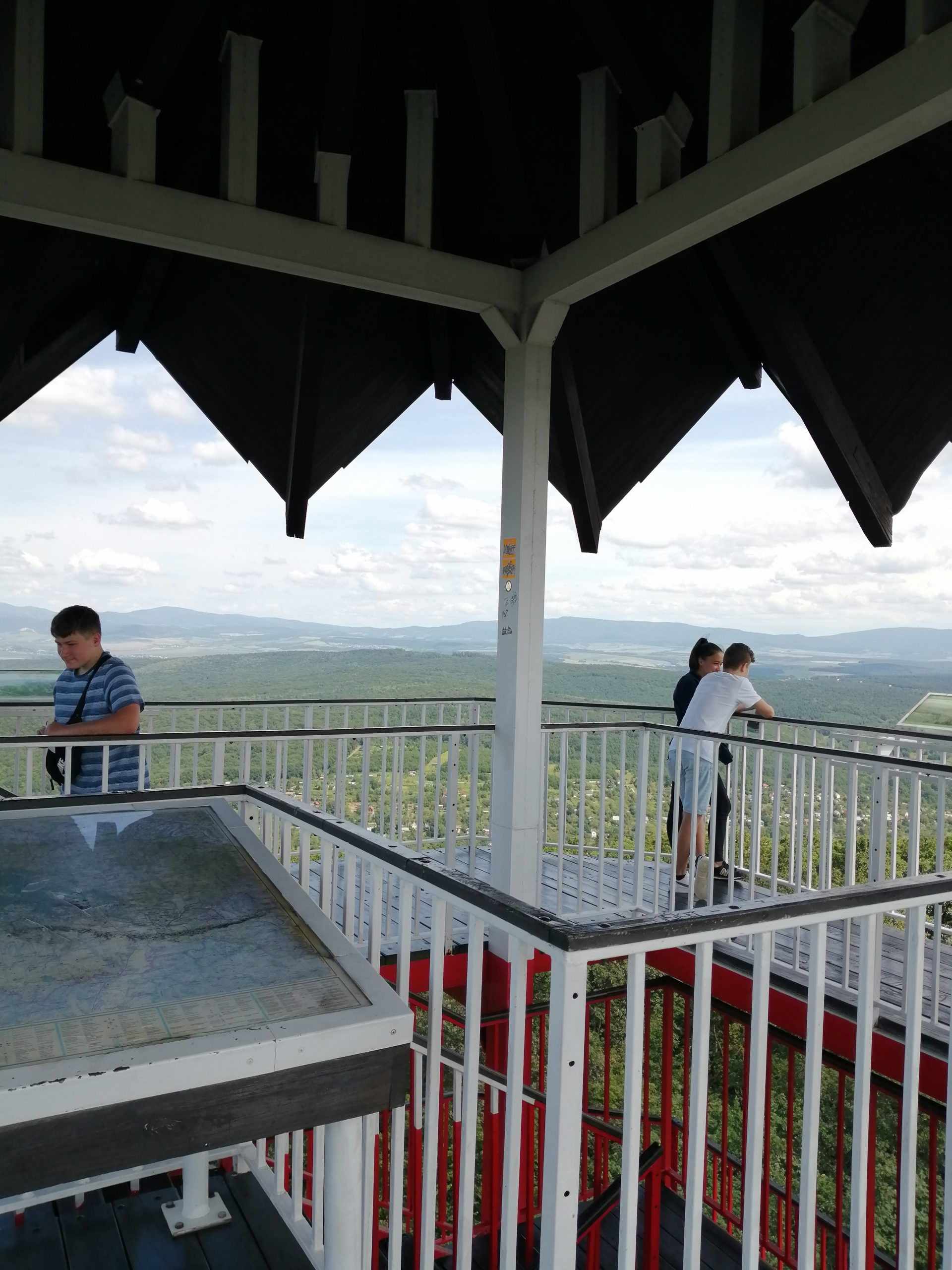 Vyhliadková veža Hradová