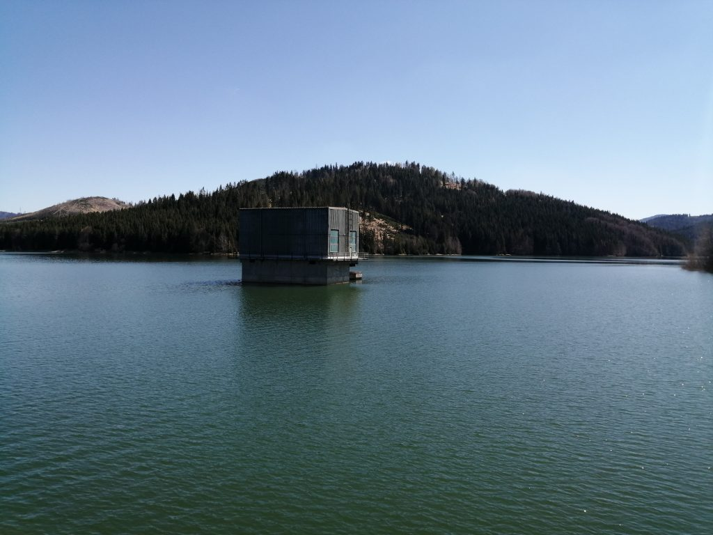 Vodná nádrž Stará Bystrica