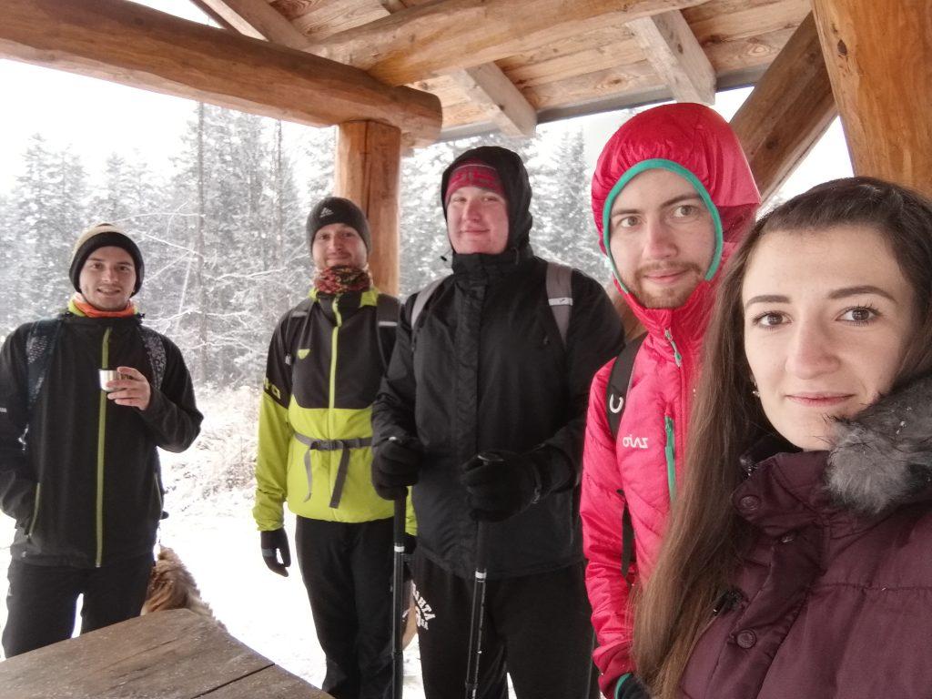 Slovensko -> Štefanský výstup na Tábor, Javorníky
