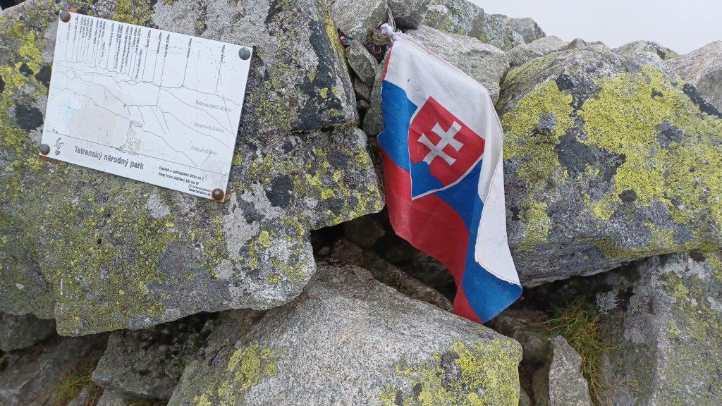 Slovensko -> Jahňací štít, Vysoké Tatry